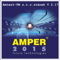Invitation - Exhibition AMPER 2015