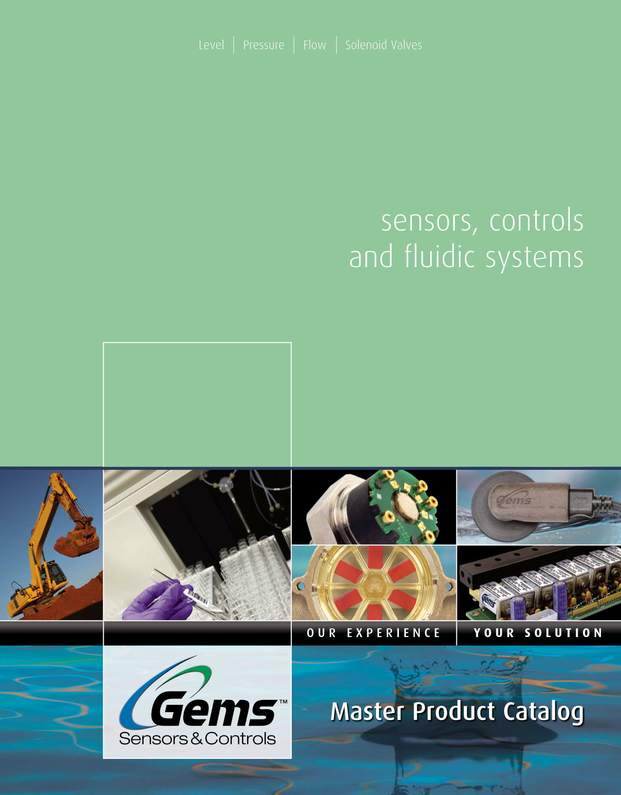 GEMS Sensors Catalogue 2014