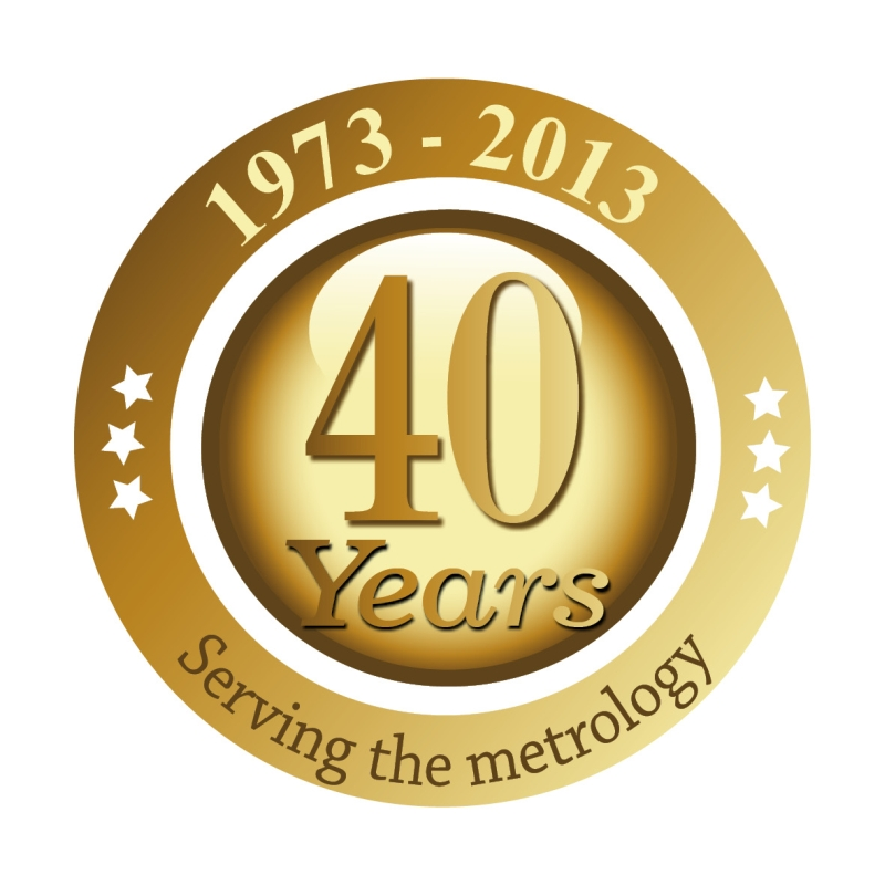 40 years serving metrology