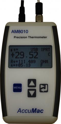 AM8010 Handheld Thermometer