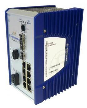 RSP20 PTP Switch 100Mbit/s